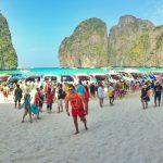 Maya Bay ab 8Uhr Quelle: google