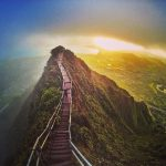 Stairway to heaven: illegaler Hike.  Quelle: google
